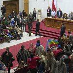 """Trawun de Temucuicui en el Parlamento supera las """"presiones"""" y finaliza con invitación al diálogo"""