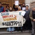 Chile Mejor sin TLC exige que senadores respondan solicitudes de inhabilitación para votar TPP-11