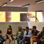 Reunión con víctimas de la represión y organizaciones sociales en Valparaíso